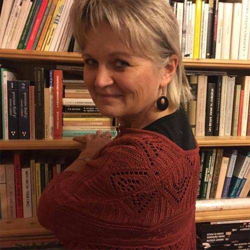 Szabó Mária, intézményvezető-helyettes
